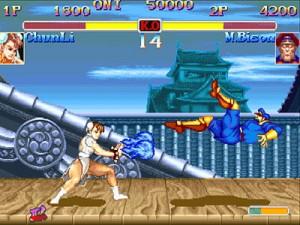 Un juego de pelea