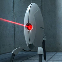Portal Turret Gun