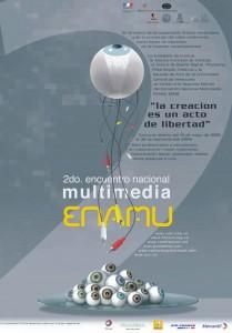 Afiche Foro Animación y Videojuegos