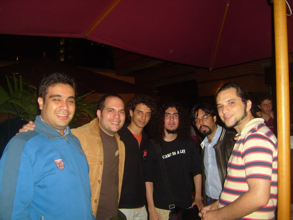 Reunión de la IGDA Caracas 19/11/2008