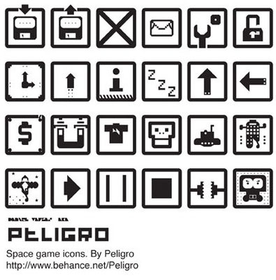 Peligro: Fuente para juegos indie
