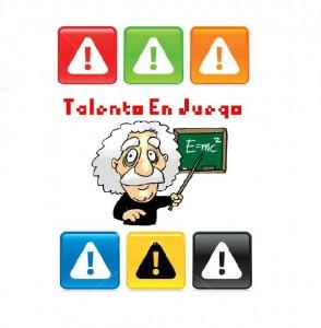 Logo Talento en juego