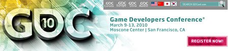 Game Developers Conference 2010