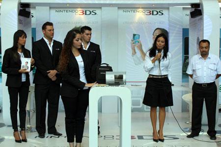 Lanzamiento 3DS Venezuela