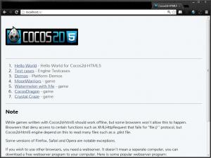 cocos2d-test